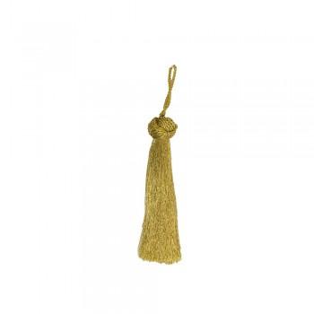 Φουντάκι καρυδόκομπος χρυσό 11cm