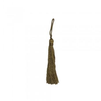 Φουντάκι χρυσό-κυπαρισσί 11cm