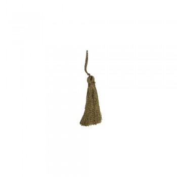 Φουντάκι χρυσό-κυπαρισσί 7cm