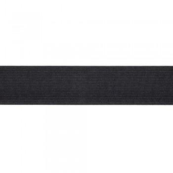 Λάστιχο καλτσοδέτα 40mm Μαύρο