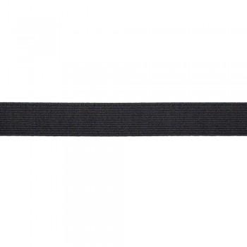 Λάστιχο Καλτσοδέτα 25mm Μαύρο