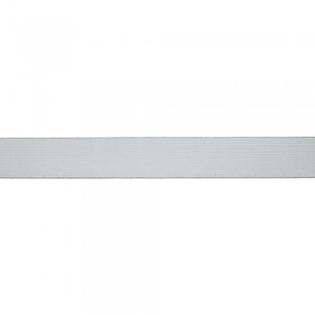 Λάστιχο Καλτσοδέτα 25mm Λευκό