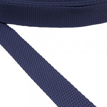 Ιμάντας συνθετικός  25mm Μπλε