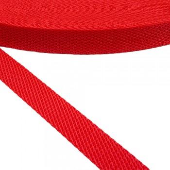 Ιμάντας συνθετικός 20mm Κόκκινος