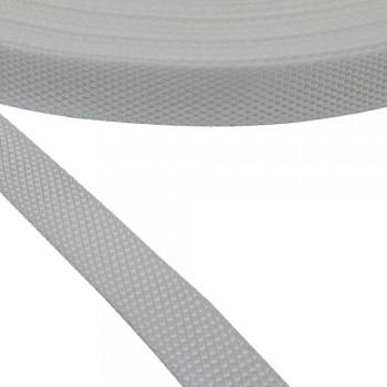 Ιμάντας συνθετικός 20mm λευκός