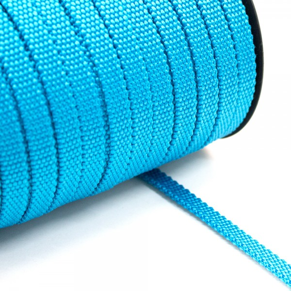 Ιμάντας μαλακός μπλε οινοπνευματί 10mm