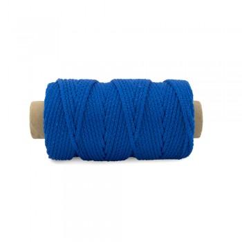 Κορδόνι συνθετικό μπλε