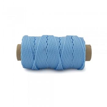 Κορδόνι συνθετικό γαλάζιο