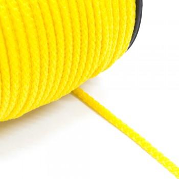 Κορδόνι συνθετικό κίτρινο