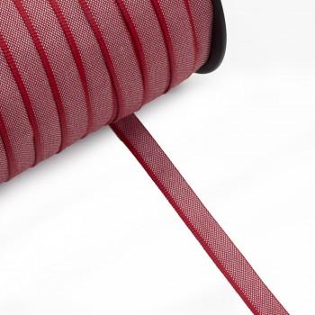 Κορδέλα για κεφαλάρι βιβλίων κόκκινη 13mm