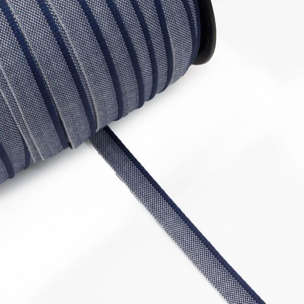 Κορδέλα για κεφαλάρι βιβλίων μπλε σκούρο 13mm