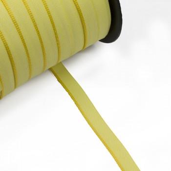 Κορδέλα για κεφαλάρι βιβλίων κίτρινη 13mm