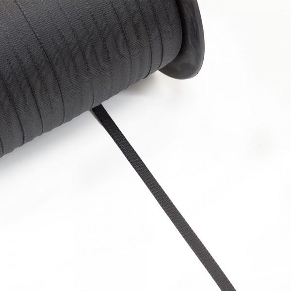 Κορδέλα σελιδοδείκτη μαύρη 5mm