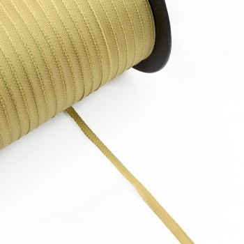 Κορδέλα σελιδοδείκτη χρυσή 5mm