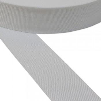 Ρέλι συνθετικό λευκό 50mm
