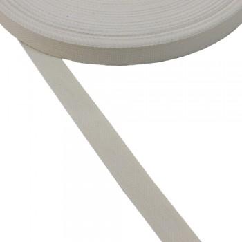 Φακαρόλα βαμβακερή Εκρού 30mm