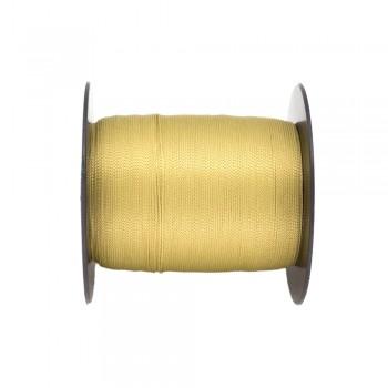 Κορδόνι αλυσιδάκι ρεγιόν χρυσό 0,5mm