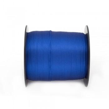 Κορδόνι αλυσιδάκι ρεγιόν μπλε 0,5mm