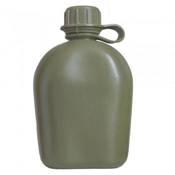 Πλαστικό Παγούρι σε χρώμα Χακί