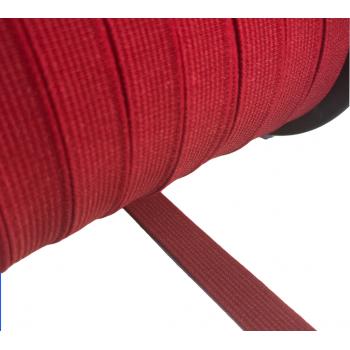 Λάστιχο καλτσοδέτα κόκκινη 15mm
